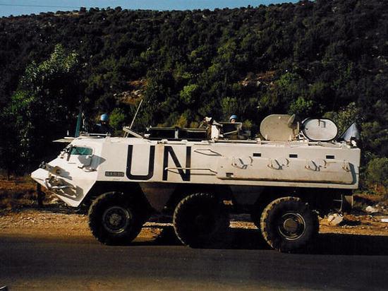 Украина известила руководство ООН о позиции по миротворцам на Донбассе
