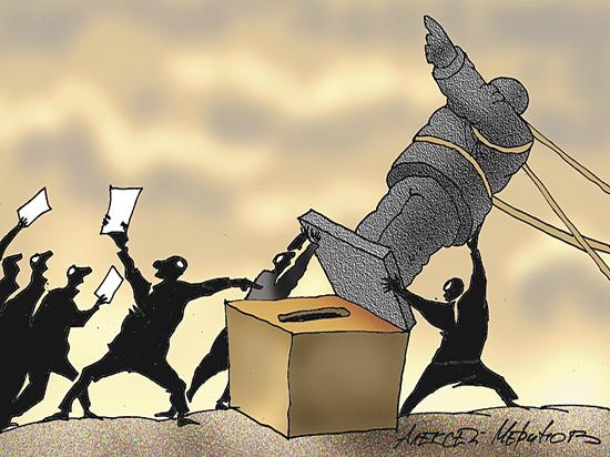 10 сентября москвичи могут взять власть в городе
