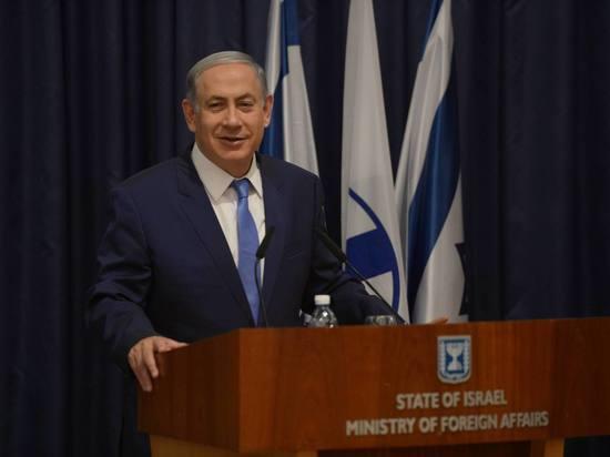 Премьер-министр Биньямин Нетаниягу принял участие в праздничном мероприятии в МИДе