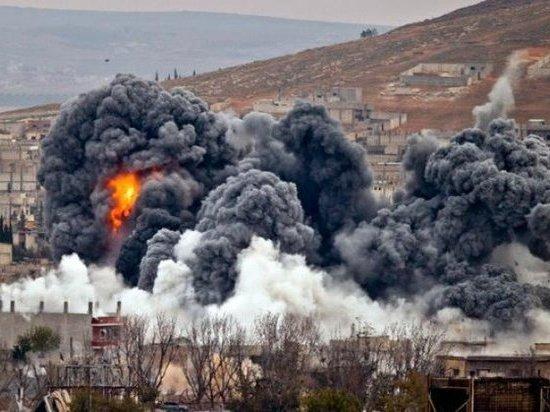 Израильские СМИ утверждают, что ВВС страны обстреляли сирийский объект, где разрабатывали химоружие