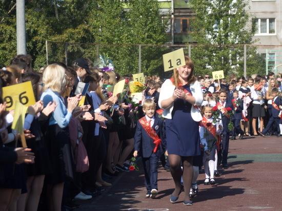 Акция «Дети вместо цветов» прошла в Нижнем Новгороде