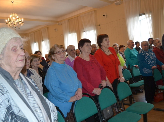 Долгожители являются носителями уникальной исторической памяти