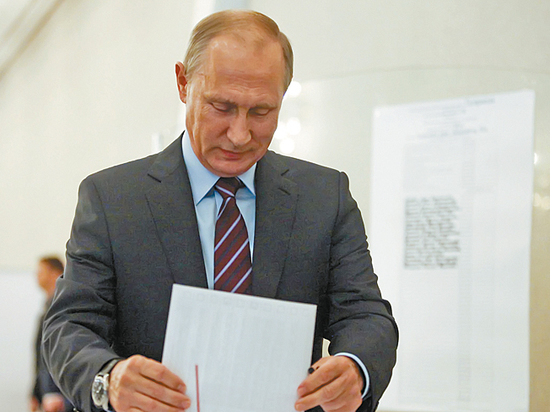 Москвичи неохотно проголосовали на выборах: Путин за кампанией не следил