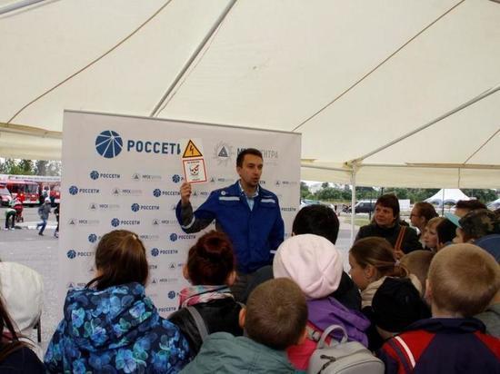 Ярославские энергетики приняли участие в акции «Мы первыми приходим на помощь!»