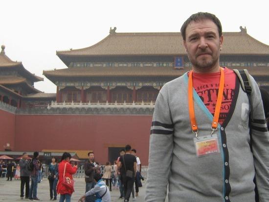 Петербургский актер получил китайский «Оскар»
