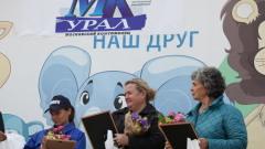 """Челябинский зоопарк и газета """"МК Урал"""" отпраздновали День рождения"""