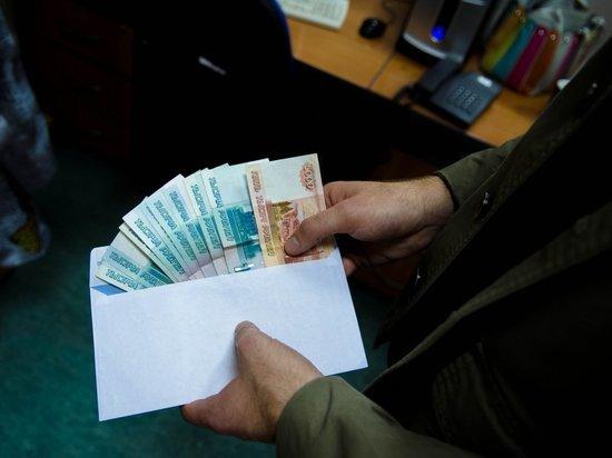 Двое полицейских задержаны ФСБ во время получения миллионной взятки