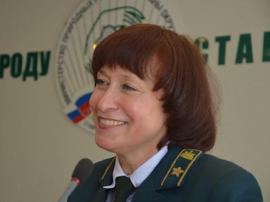 Хранительница зеленого царства Ставрополья