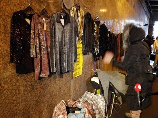 Более 60% контрафактной одежды производится в России
