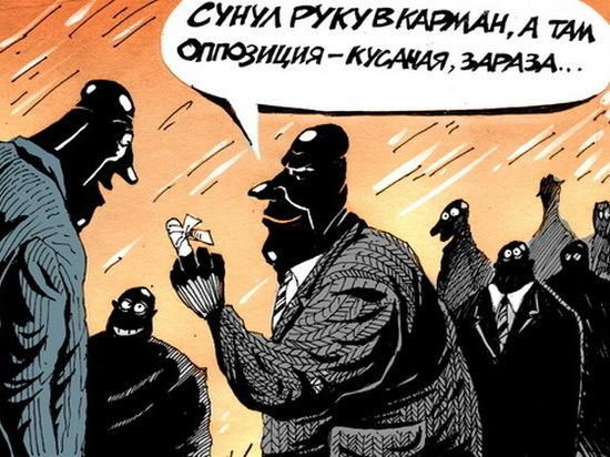 В Воронеже прихорашивают предвыборную поляну