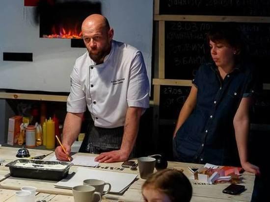 Уникальную книгу с рисованными рецептами выпустит астраханский шеф-повар