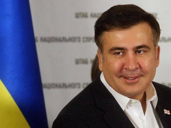 Эксперты: «Саакашвили способен привести украинцев к свержению Порошенко»