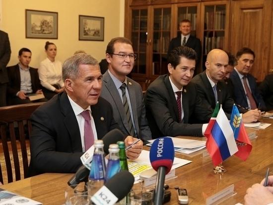 Алтайский край посетила делегация из Татарстана