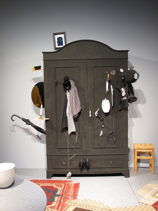 Выставка «New olds. Классика и инновации в дизайне» открылась в «Арсенале»