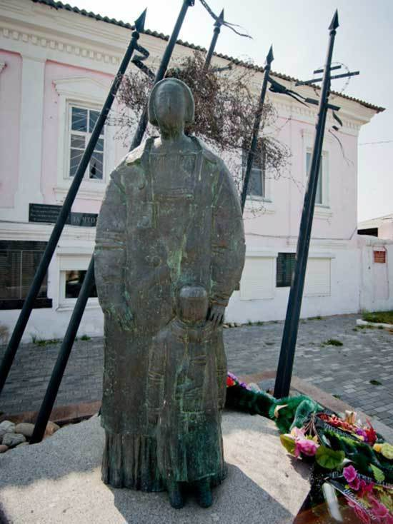 На месте массового захоронения политзаключенных в Бурятии завершаются работы по благоустройству