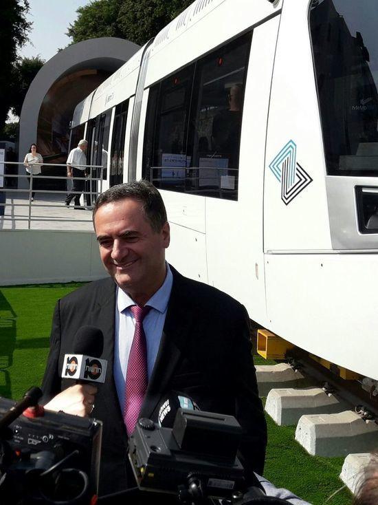 Транспорт Израиля: В Тель-Авиве появился трамвай