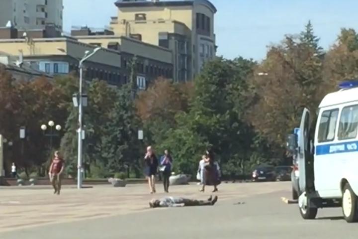 подплывает самому что произошло в белгороде на площади фото первый день