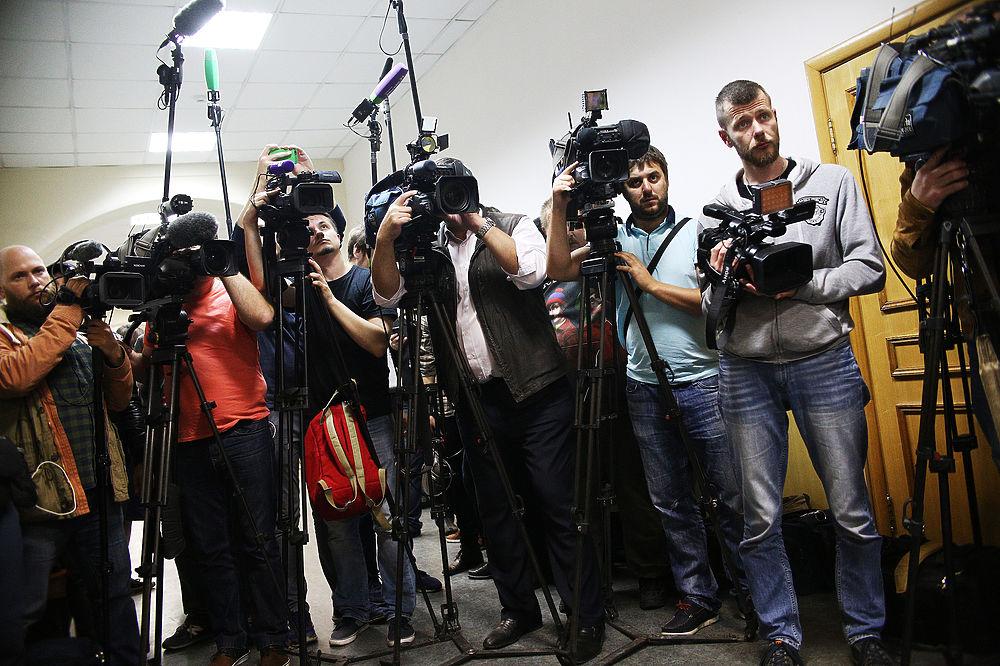 Подозреваемый в растрате замглавы ФСИН России Коршунов доставлен в суд