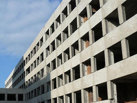 В суд направлено дело о несчастном случае на недострое в Мурманске