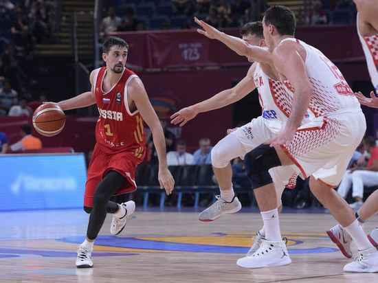Россия проиграла Сербии в полуфинале чемпионата Европы по баскетболу: онлайн-трансляция