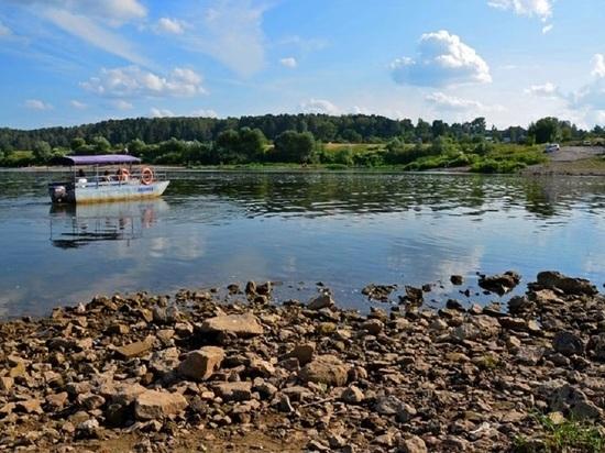 В Калуге могут построить речной порт