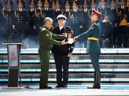 Армия России выбрала лучших