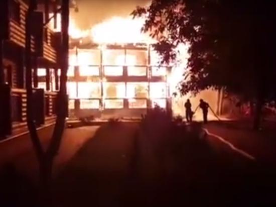 Трагедия в Одессе: Саакашвили обвинил главу города в гибели детей