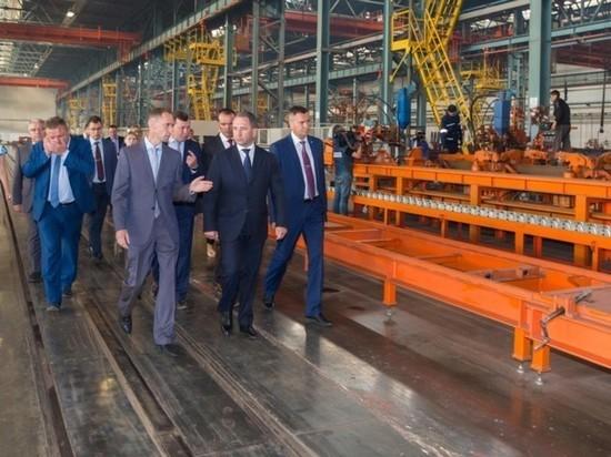 «Промтрактор-Вагон» в 18 раз  нарастил объемы производства