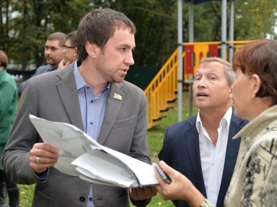 Депутаты проверили, как идет реконструкция чебоксарских дворов