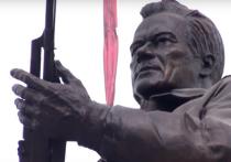Человек просто гаркнул: автор памятника Калашникову ответил на критику Макаревича