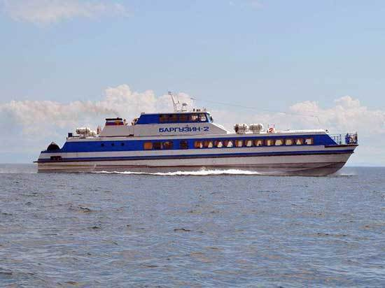 Росморречфлот: в нашу гавань на Байкале зайдут корабли
