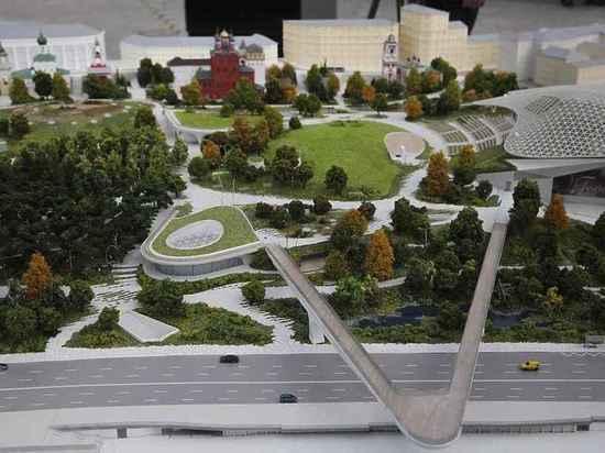 В Москве разработают интерактивную карту зеленых зон