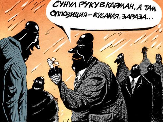 Под куполом саратовской политики