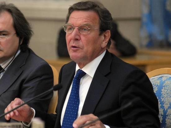 Шредер: ни один президент России не вернет Крым Украине