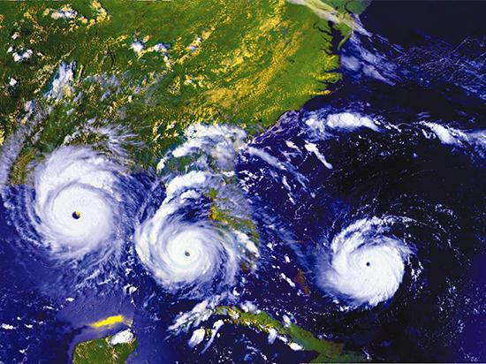 """Ураганы и """"климатическое оружие"""""""