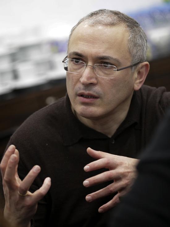 Он напомнил, что ранее «Открытая Россия» предложила вариант ее перечисления на личные пенсионные счета граждан РФ
