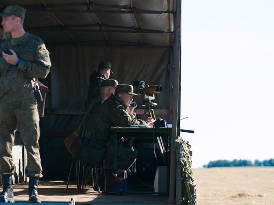Ульяновские десантники опробовали «в бою» новую технику