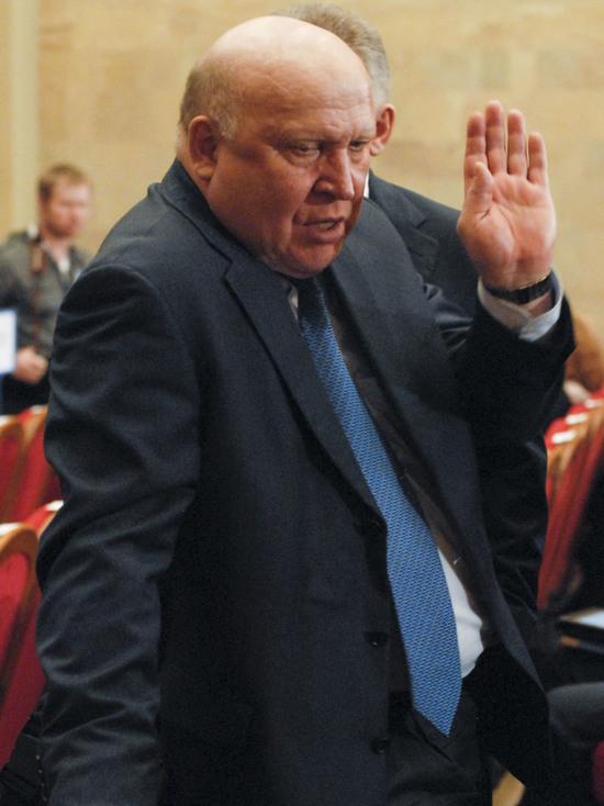 СМИ отправили нижегородского губернатора Шанцева в отставку