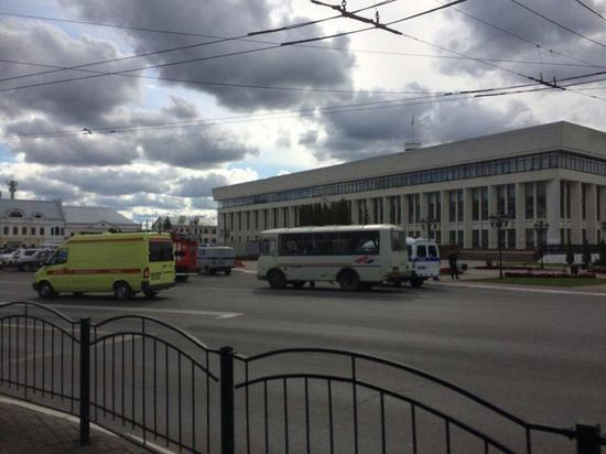 Угрозы о возможных взрывах в Калуге поступили с телефонов иностранных государств