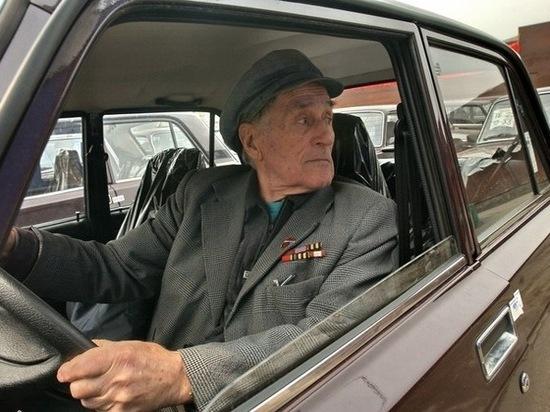 Водительский статус: 60+
