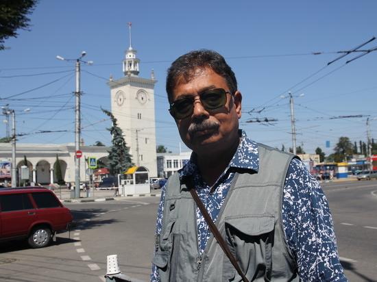 Профессор из Катманду расскажет правду о Крыме