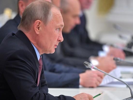 Путин против старорежимной бюрократии