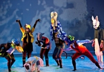 На международном фестивале спектаклей для детей «Гаврош» в день открытия в Театриуме на Серпуховке случился форменный переполох