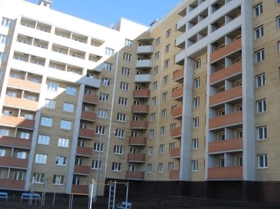В Чебоксарах завершается строительство домов для переселенцев