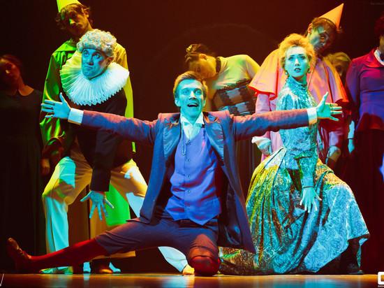 В Русском драмтеатре премьера спектакля «Любовью не шутят»