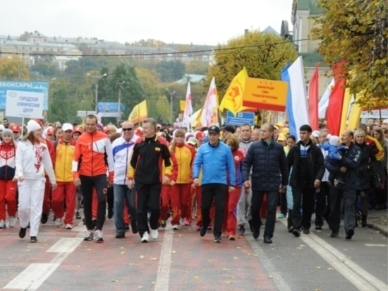 Всероссийский день ходьбы пройдет в Чебоксарах