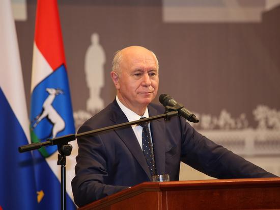 Николай Меркушкин: «Слухи об отставке обрели реальные черты 10 дней назад»