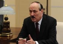 Глава Дагестана уходит в отставку из-за возраста