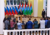 В Национальной библиотеке республики 25 сентября прошла инаугурация нового губернатора