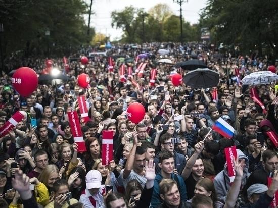 В Хабаровске «опять никто не пришел» на митинг Навального